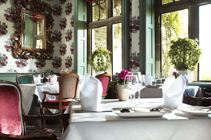 The award-winning Camellia restaurant, open every day for breakfast, lunch and dinner