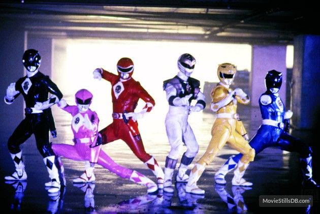 Mighty Morphin Power Rangers: The Movie. Only for fans of the show back in the 90s.