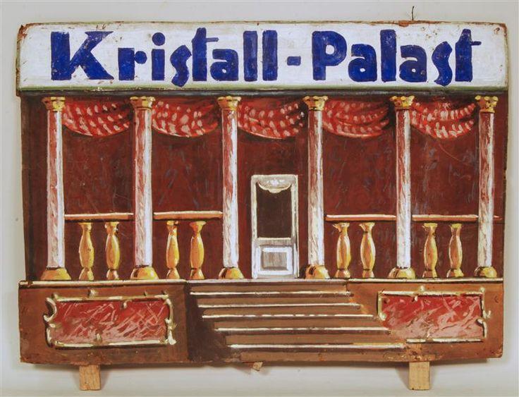 """Kristall-Palast aus """"Schützenfest"""""""