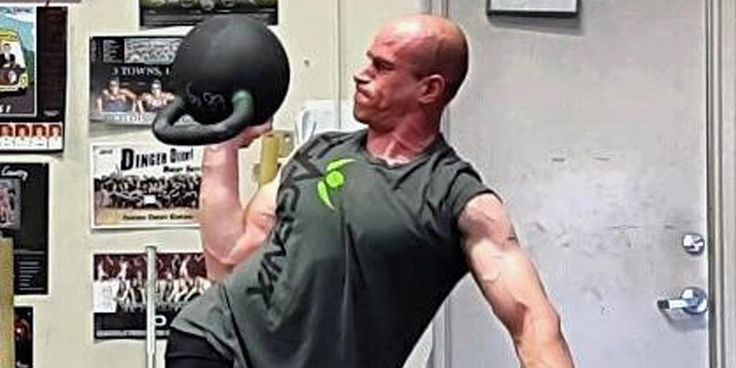 LEVI MARKWARDT IS A BEAST WHEN IT COMES TO KETTLEBELL TRAINING. CHECK OUT THREE OF HIS FAVORITE KETTLEBELL COMPLEXES AND GIVE THEM A SHOT IF YOU'RE LOOKING FOR A CHALLENGE.