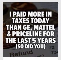 Corporate America has bought the republican party and used them to change the laws to avoid paying taxes. Can't make it more clear than that.