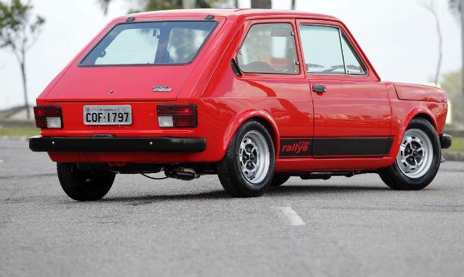 Empresário resgata Fiat 147 Rallye - antigos - carro-do-leitor - Jornal do Carro