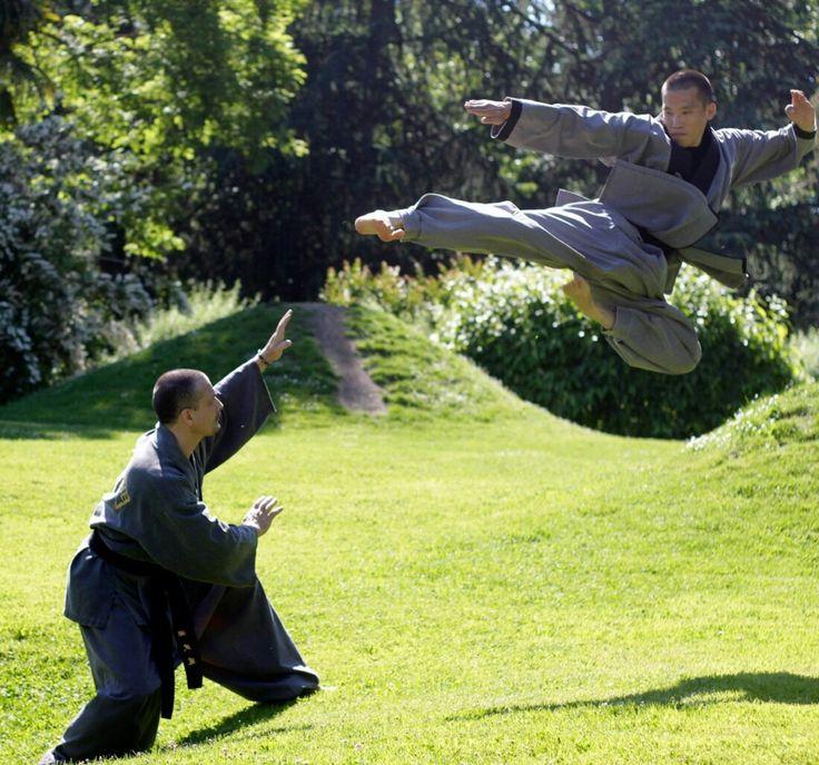Dynamic motions - Sunmudo training