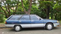Curbside Classic: 1989-91 Mitsubishi Magna Elite Wagon – A More-Than-Galant Effort