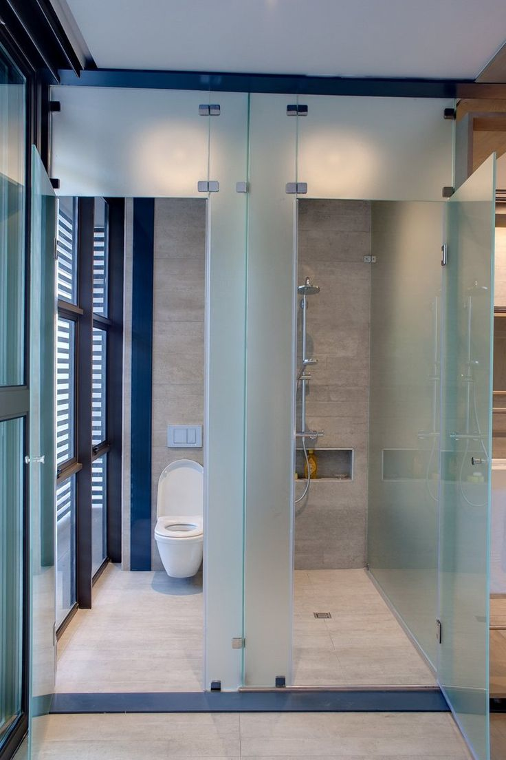 Modern bathrooms south africa - Located Within The Leafy Suburb Of Athol Johannesburg Stands The Latest Contemporary Stunner From Nico Van Der Meulen Architects