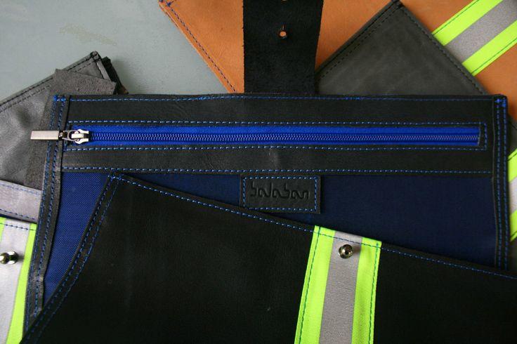 https://flic.kr/p/D4SsqU | balabanbags 16.40 black leather with phosphor band