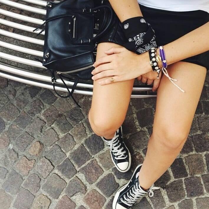 Talking about bracelets' addiction..grazie a My Free Choice by Erika Boldrin e al suo fantastico bracciale Letterine by Pepenero Milano Gioielli. www.pepeneroshop.it/letterine