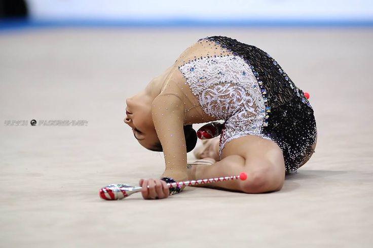 Jana Berezko Marggrander (Germany), World Cup (Pesaro) 2016