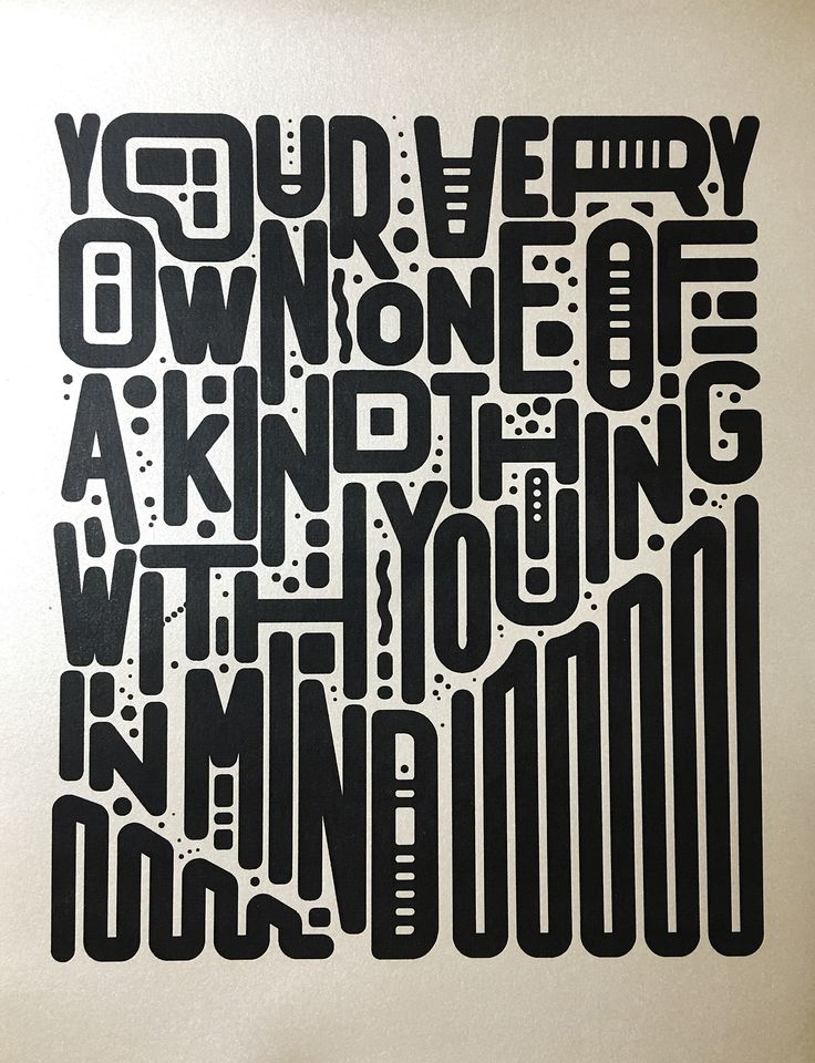 """""""Your very own, one-of-a-kind thing...with you in mind"""" by Kingdom Industry"""