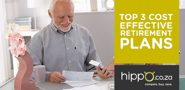 Top 3 Retirement Plans | Life Insurance Blog | Hippo.co.za