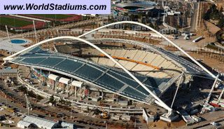 Athens Olympic Stadium 'Spyros Louis' in Athens