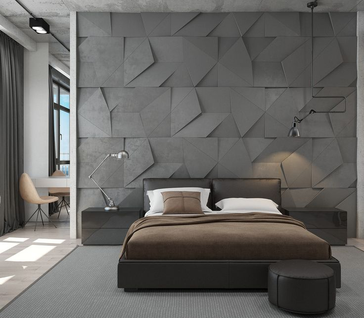 25 best ideas about bedroom wall designs on pinterest for 3d wall designs bedroom