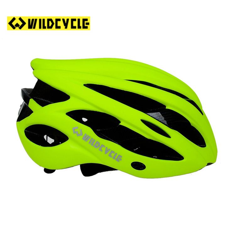 2017 Wildcycle NEW Arrive MTB Road Cycling Helmet Women Men Integrally-molded Ultralight In-mold Bicycle Helmet With Tail Light