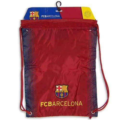 FC BARCELONA STRING GYM BAG (MAROON COLOR) by Rhinox. Save 30 Off!. $13.99. 13 X 17 INCHES TEAM LOGO AND COLOR, ROOMY TO CARE ALMOST EVERYTHING TO PRACTICE OR SCHOOL OR FOR ANY TRIP.