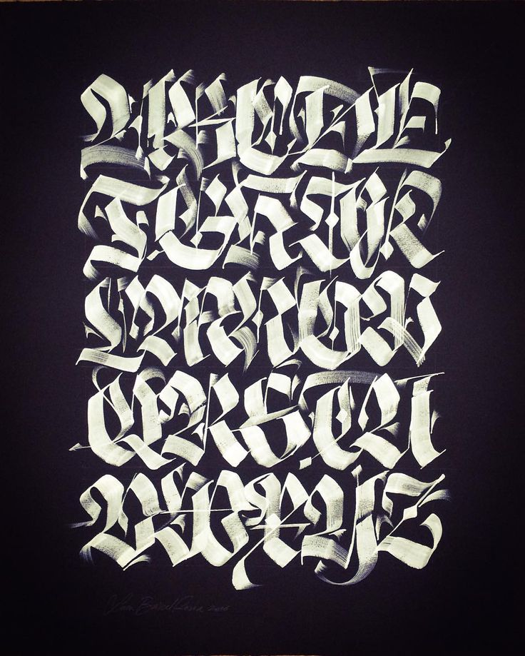 929 Best Images About Calligraphy On Pinterest