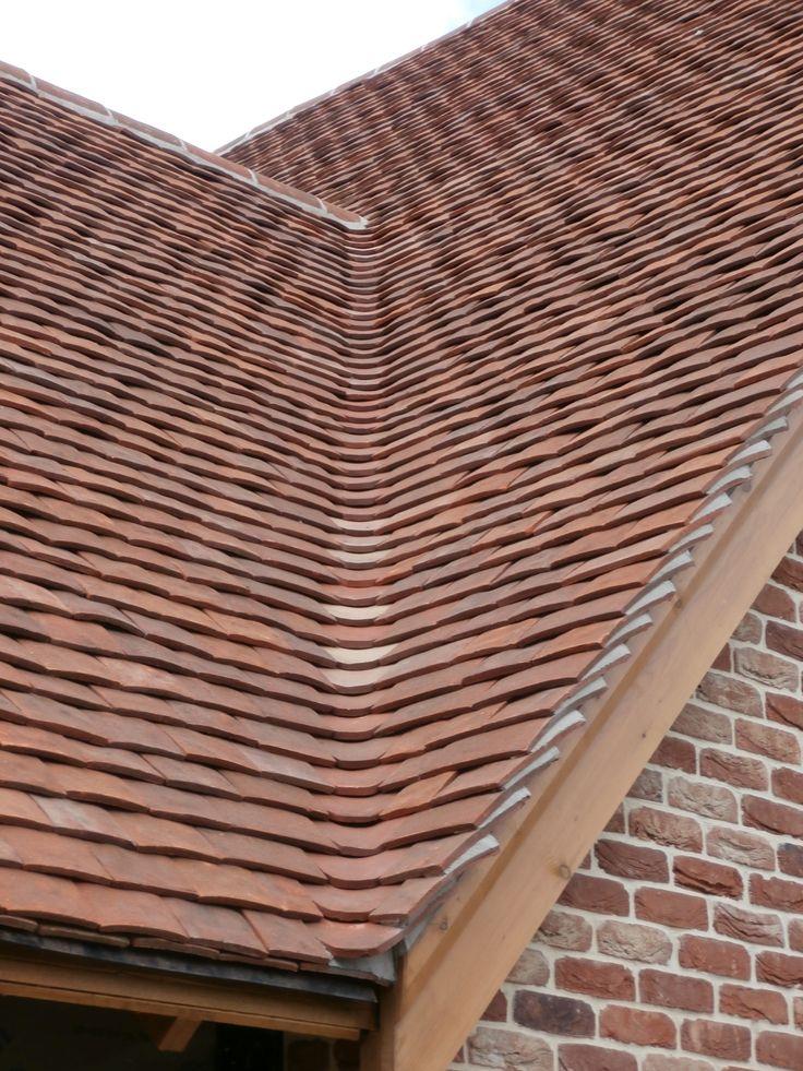 Handmade roof tiles valley tiles handmade