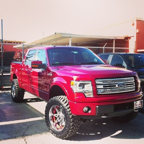 2013 F150 I want to this to my F-150!!! Love, love, love it!