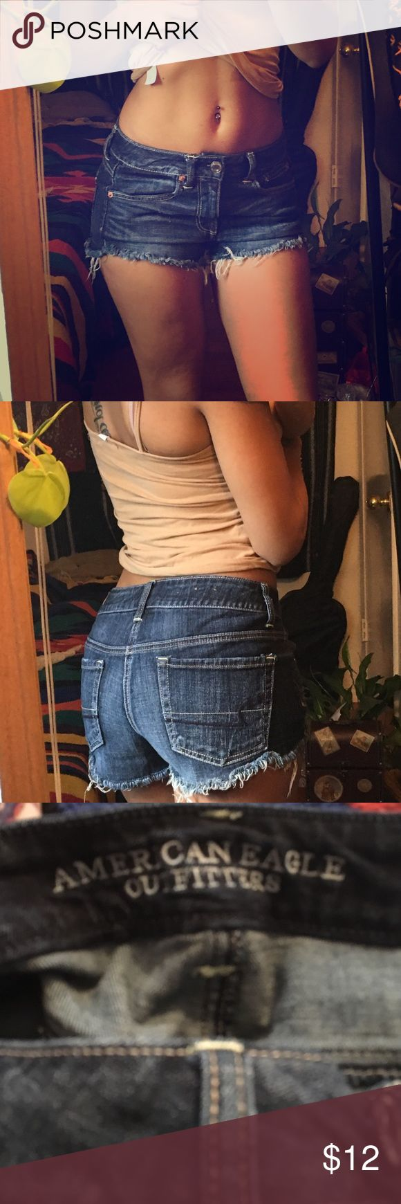 American eagle outfitters shorts No flaws size 4 American Eagle Outfitters Shorts