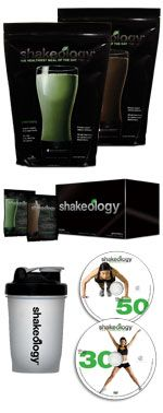 Shakeology is a must have for anyone. It has changed my life! I drink it for breakfast. It gives me energy, tastes like a Wendy's frosty, and gives me so many vitamins and nutrients. I LOVE IT!    http://www.shakeandshed.com