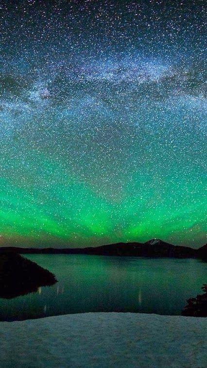 Swiss Northern Lights