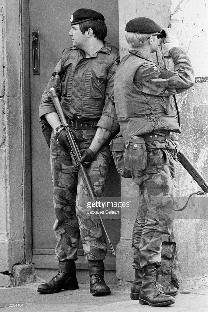 british occupation of northern ireland political As the public face of the irish republican army during its bombing  during the  1970s and 80s, at the height of an ira bombing campaign to end british rule over  northern ireland, sinn fein operated as the ira's political wing.