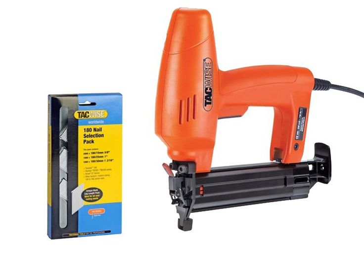 Tacwise 181ELS 1176 Electric Nail Gun 230v – Includes 4000 Piece Nail Selection