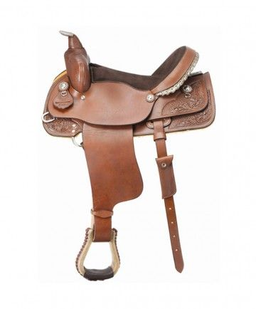 """Western Rawhide Carlisle Western Saddle 16"""""""