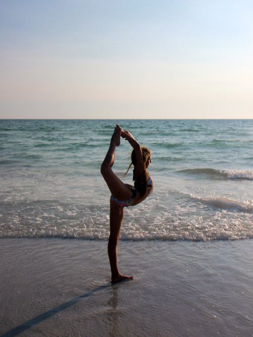 Yo siempre pensar que el yoga era fácil, ohh sorpresa, se necesita de fuerza en cada músculo