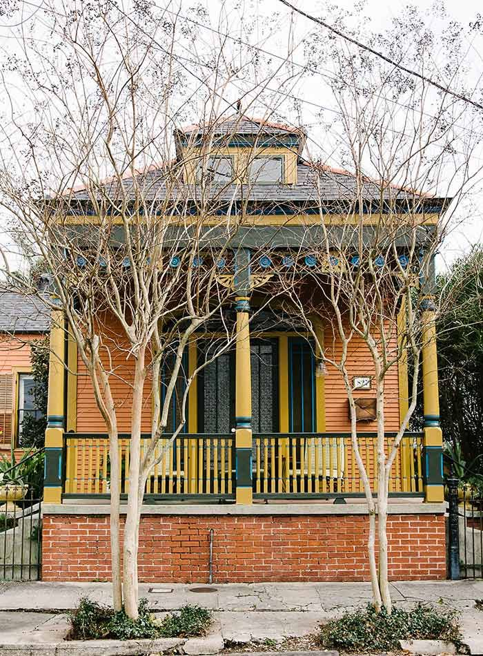 272 best images about exterior color ideas on pinterest Old new orleans style house plans