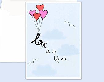 Printable Anniversary Card - Cute Love Card - Cute Anniversary Card - 5x7 Printable Card - Instant Download - Digital File