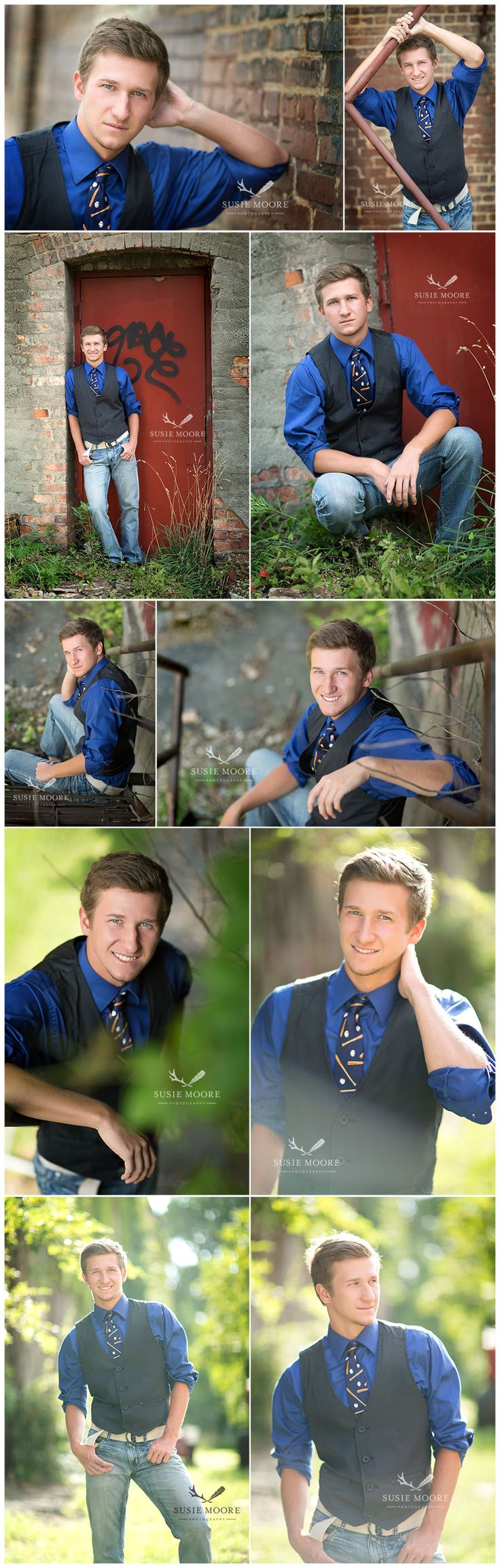 Evan | Lincoln-Way East High School | Indianapolis Senior Photography | Susie Moore Photography