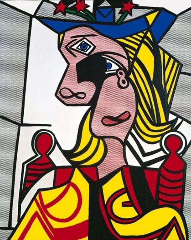 Wieczór sztuki powojennej i współczesnej w nowojorskim Christie's: http://rynekisztuka.pl/2013/04/17/dzielo-lichtensteina-na-aukcji-christies/