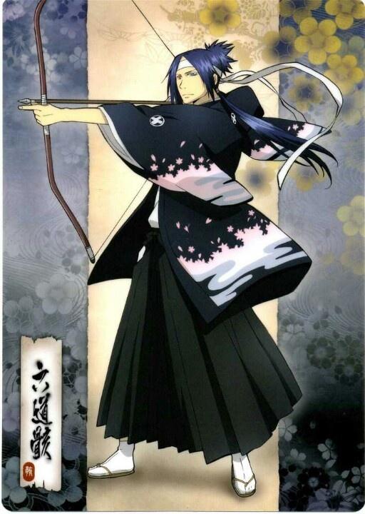KH Reborn ~~ Samurai Spirit :: Mukuro (If anyone has Ryohei's, please send it to me)