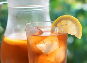 Long Iced Tea - a cool and refreshing take on tea (click image for recipe)
