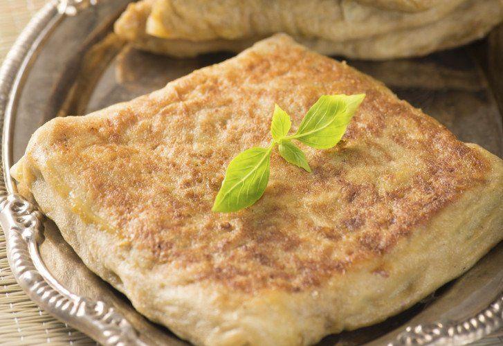 Makkelijke Marokkaanse loempia's: pakketjes met gekruid gehakt (zonder frituren!)