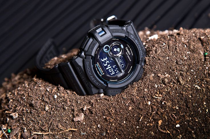 The toughest watch around. G-Shock and Baby G are at SVS Fine Jewelry. FREE SHIPPING on all orders.