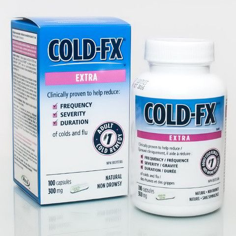 Feelbest · Cold-FX Extra Strength 300mg