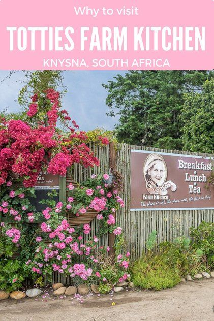 Why to visit Totties Farm Kitchen restaurant on the Rheenendal Ramble in Knysna, Garden Route, South Africa