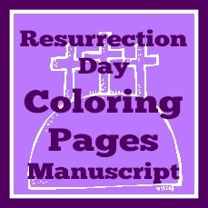 Resurrection Day Printables