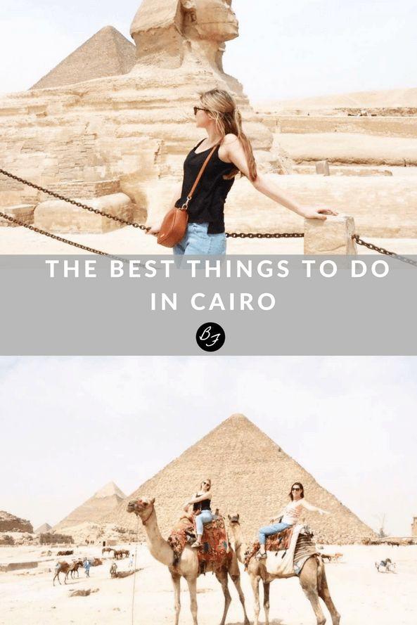 Must do Attractions in Cairo - Exploring Wanderland