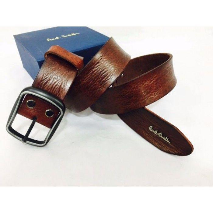 Saddle Brown Designer belt