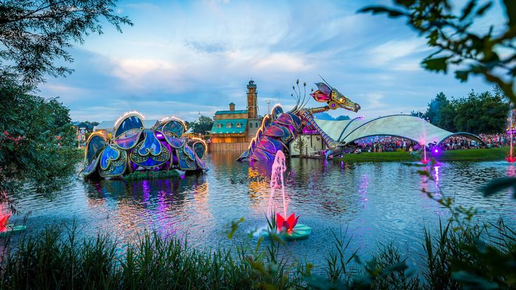#Tomorrowland 2017 | #AmicorumSpectaculum