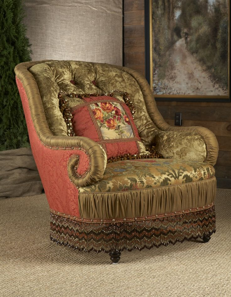 Luxury furniture. gorges comfortable accent chair