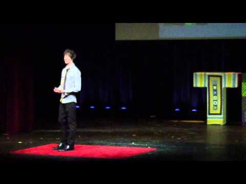 Find Your Passion, Discover Your Future: Michael Costigan at TEDxYouth (12 minutes)