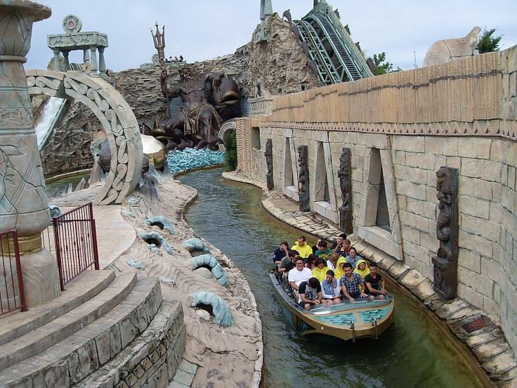 Gardaland Amusement Park | Italy | Pinterest | Amusement ...
