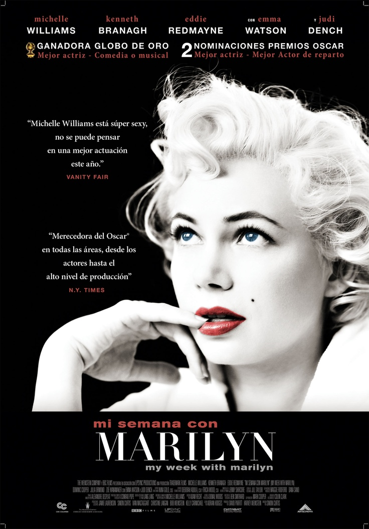 Mi semana con Marilyn | My week with Marilyn