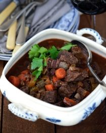 Simon's Magical Beef Casserole