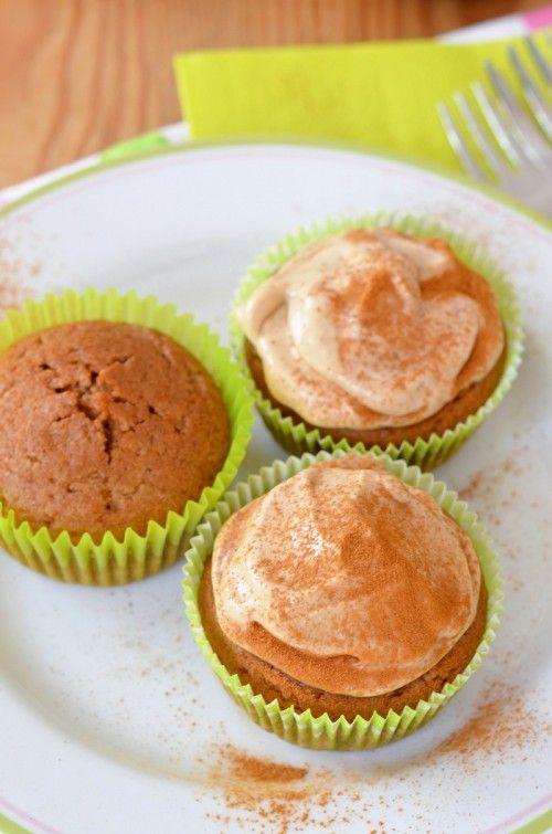 Fahéjas-kávés muffin