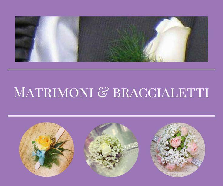 Matrimoni e braccialetti