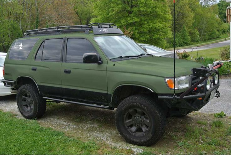 1000 images about trucks on pinterest offroad toyota cars and toyota tundra for Rhino liner jeep exterior cost